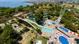 Aquapark Wallpaper Download Free
