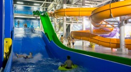 Aquapark Wallpaper Free