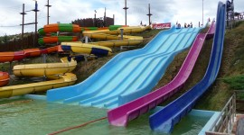 Aquapark Wallpaper HD