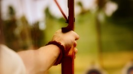 Archery Wallpaper Background