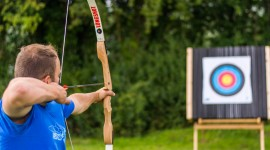 Archery Wallpaper Gallery