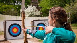 Archery Wallpaper HD