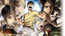 Attack On Titan 2 Wallpaper For IPhone