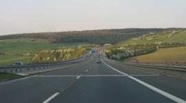 Autobahn Desktop Wallpaper