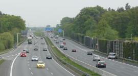 Autobahn Wallpaper Background