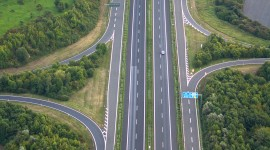 Autobahn Wallpaper For IPhone Free