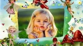 Baby Frames Photo