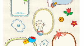 Baby Frames Wallpaper Free