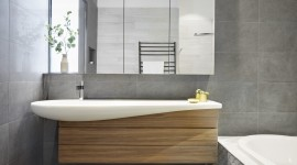 Bathroom Wallpaper Gallery