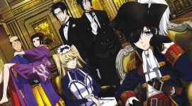Black Butler Book Of The Atlantic Wallpaper#2