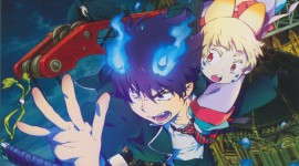 Blue Exorcist Kyoto Impure King Arc For IPhone
