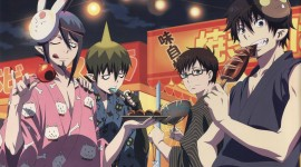 Blue Exorcist Kyoto Impure King Arc Image#3