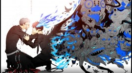 Blue Exorcist Kyoto Impure King Arc Photo#1