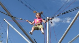 Bouncing Kids Photo Download
