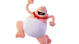 Capeless Captain Underpants!