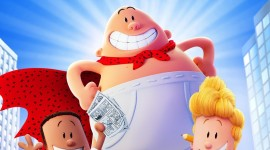 Captain Underpants Wallpaper For Mobile