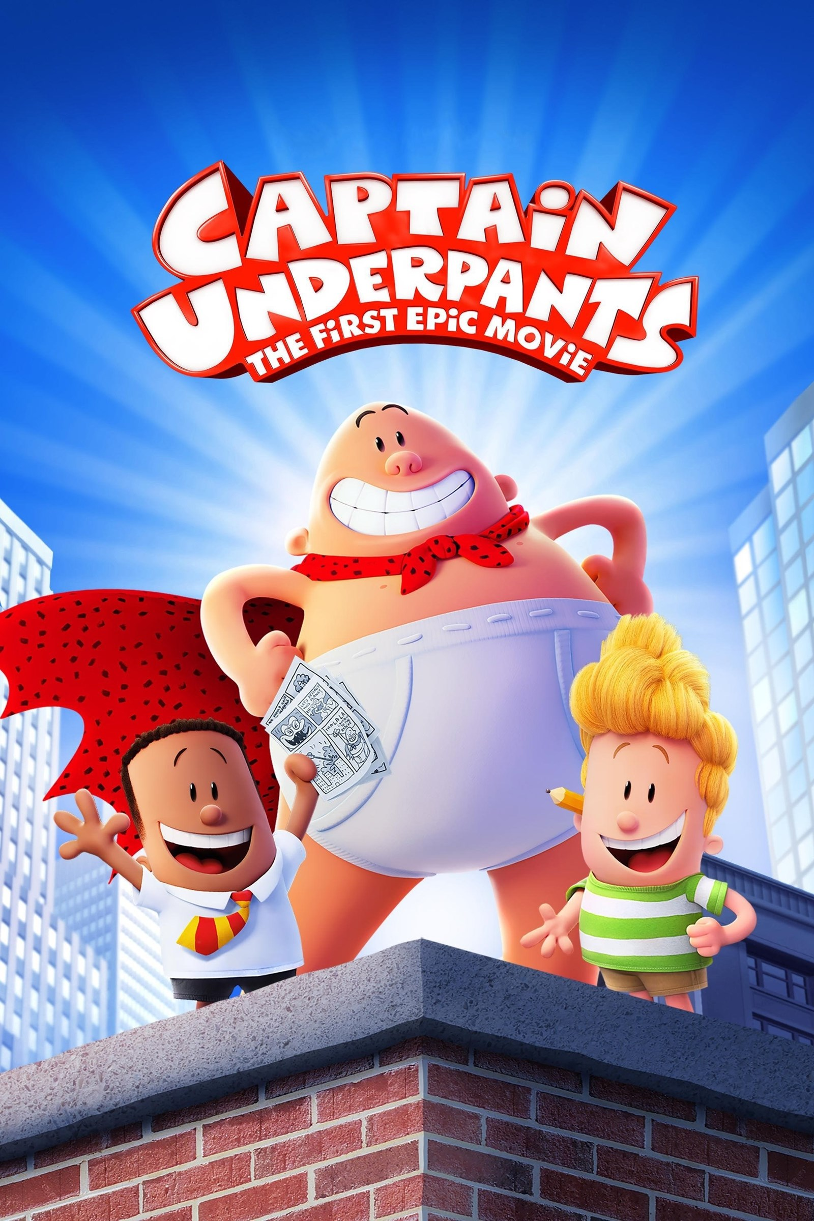 Captain Underpants Wallpapers High Quality Download Free