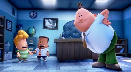 Captain Underpants Wallpaper For PC