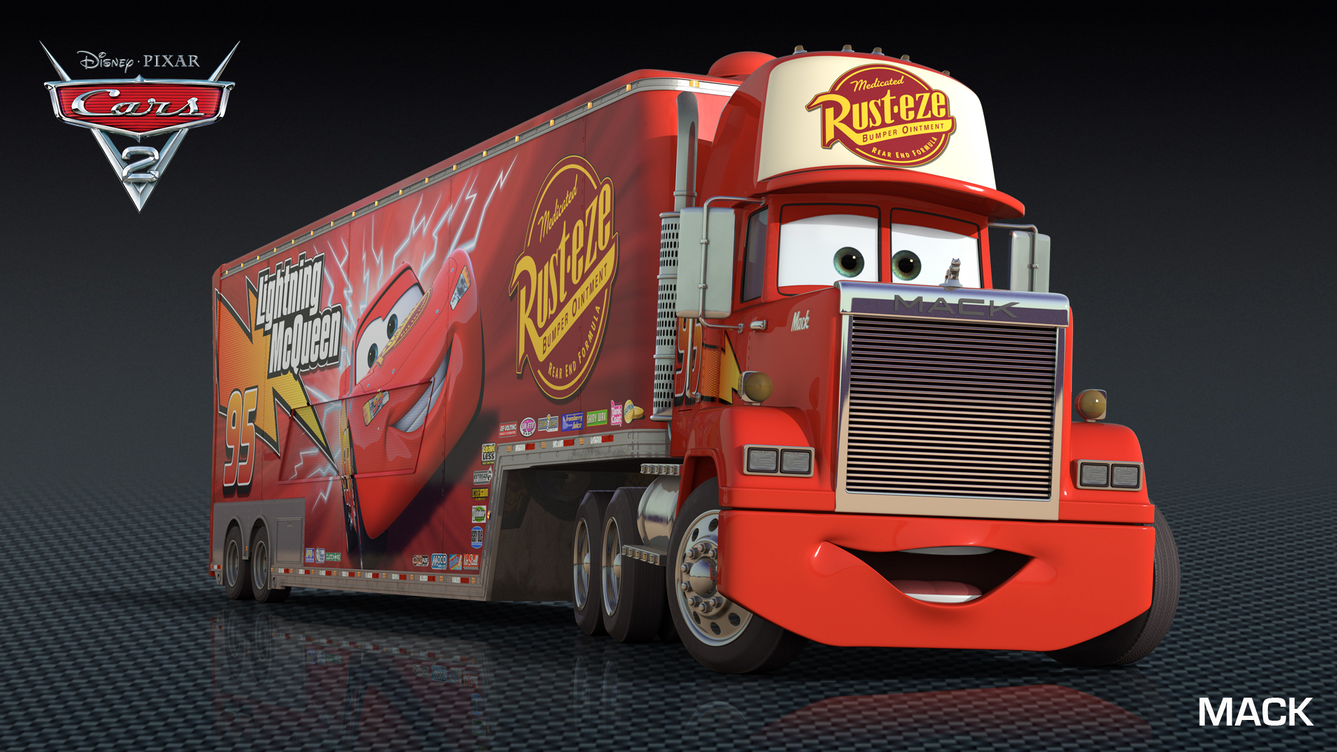Cars 2 Wallpapers High Quality Download Free