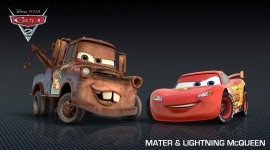 Cars 2 Desktop Wallpaper
