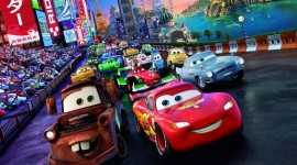 Cars 2 Desktop Wallpaper For PC