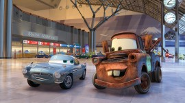 Cars 2 Desktop Wallpaper HD