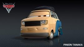 Cars 2 Desktop Wallpaper#1