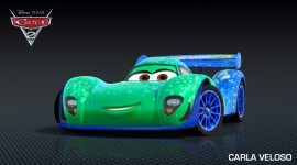 Cars 2 Wallpaper For PC