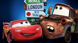 Cars 2 Wallpaper Gallery