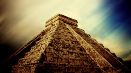 Chichen Itza In Mexico Best Wallpaper