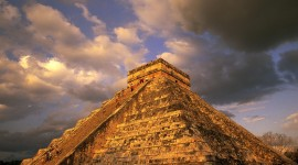 Chichen Itza In Mexico Desktop Wallpaper HQ