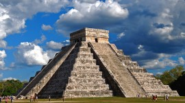 Chichen Itza In Mexico Wallpaper 1080p