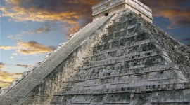 Chichen Itza In Mexico Wallpaper Download