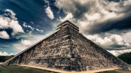 Chichen Itza In Mexico Wallpaper Download Free