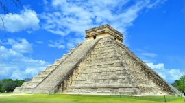 Chichen Itza In Mexico Wallpaper For Desktop