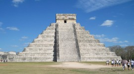 Chichen Itza In Mexico Wallpaper For PC