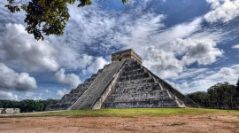 Chichen Itza In Mexico Wallpaper Full HD