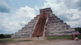 Chichen Itza In Mexico Wallpaper High Definition
