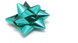 Christmas Bows Desktop Wallpaper For PC