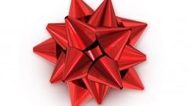 Christmas Bows Desktop Wallpaper HD
