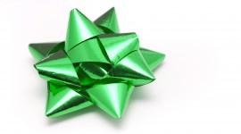 Christmas Bows Photo Free