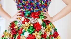 Christmas Bows Wallpaper For Mobile#1