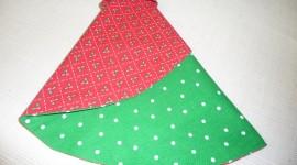 Christmas Napkins Photo Download