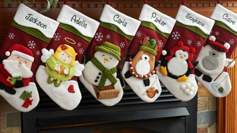 Christmas Socks wallpapers high quality