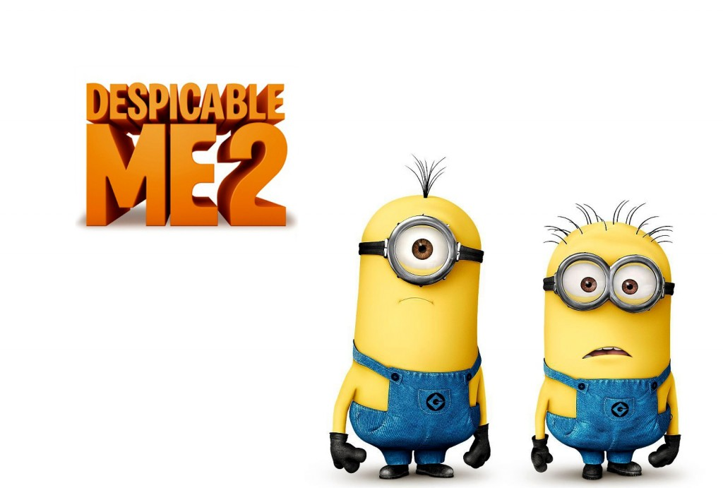 Despicable Me 2 wallpapers HD