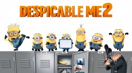 Despicable Me 2 Desktop Wallpaper