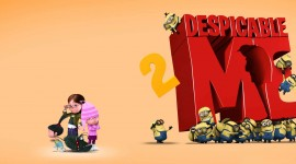 Despicable Me 2 Wallpaper Free