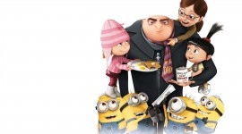 Despicable Me 2 Wallpaper Full HD