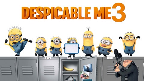 Despicable Me 3 wallpapers high quality