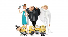 Despicable Me 3 Wallpaper Free